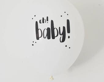 Oh Baby! Balloons