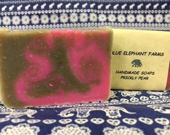 Prickly Pear Handmade Soap