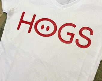 Hogs Razorback Shirt