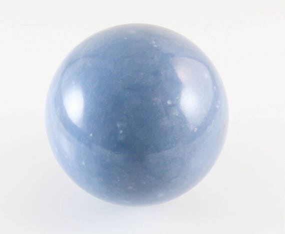 Angelite Sphere, M-895