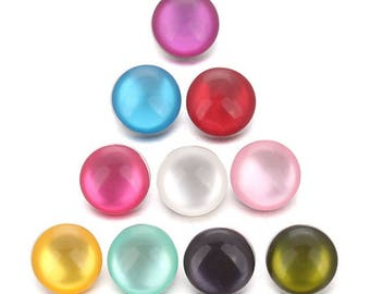 X 1 snap resin color choice