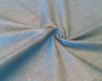 Summer Sale Makower.UK 'Linen Texture' mid grey