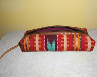 BC08 Guatemalan Huipil Hand Bag from Chichicastenango