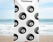 8 Ball Pool Towel