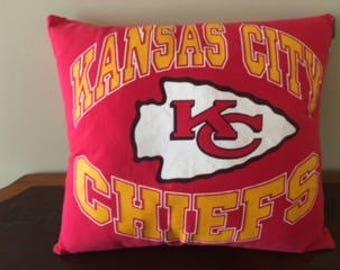 Kansas City Chiefs Pillow