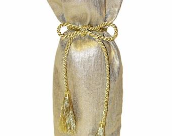 Chic Chablis Insulated Wine Tote, Wine Bag