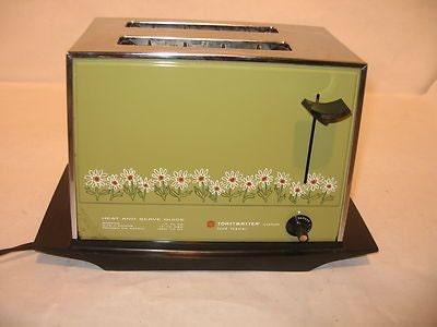 1970s Avocado Toaster