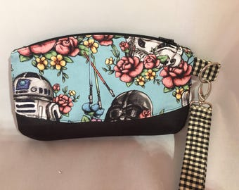 Star Wars Wristlet. Fandom Wristlet  Clematis pattern by Blue Call