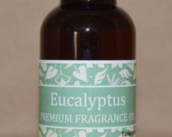 Eucalyptus Premium Fragrance Oil