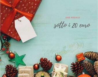 Gifts under 20 euros