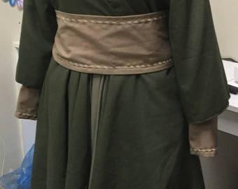 Plus size Jedi costume Star Wars Female cosplay