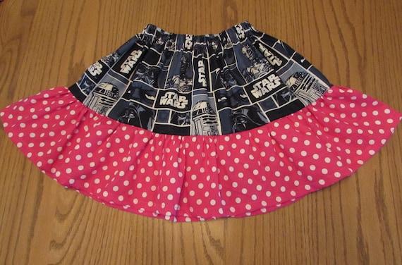 Star Wars skirt, baby Star Wars skirt,girls Star Wars skirt,cotton Star Wars skirt,Star Wars,junior skirt,Star Wars birthday skirt,Star Wars