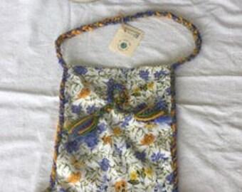 Floral Shoulder Bag
