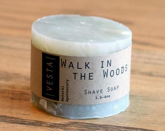 Shave Soap - Walk in the Woods
