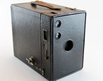 1920s Kodak Box Brownie No. 2A box camera