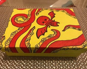 Cthulhu gift box H. P. Lovecraft Myth Weird Tales