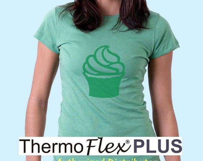 "12""x 15"" / 1-sheet / ThermoFlex Plus - Heat Transfer Vinyl - HTV"