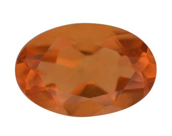 Fire Opal Loose Gemstone Pear Cut 1A Quality 6x4mm TGW 0.20 cts.