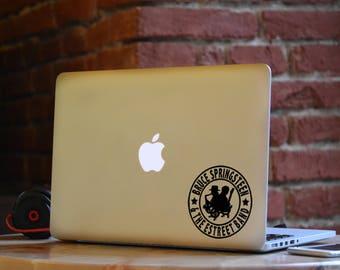 Bruce Springsteen & The E Street Band Macbook/Laptop/Car Sticker Decal