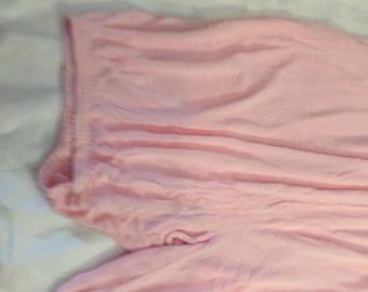 Vintage Pink Rayon Bloomers