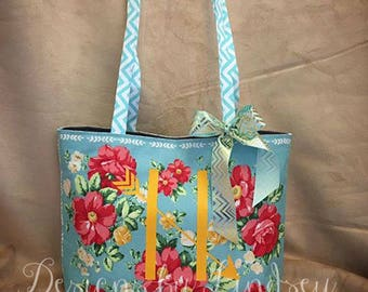 Pioneer Woman Place Mat Tote