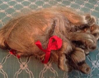 Wonderful Honey Blonde Doll Wig
