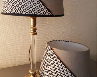 abat jour original etsy. Black Bedroom Furniture Sets. Home Design Ideas