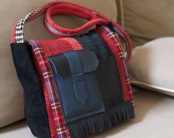 Moroccan bag customized