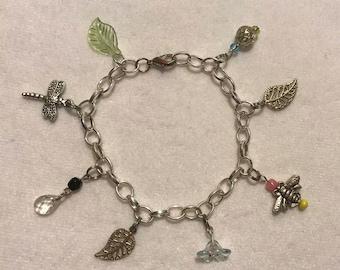 Charm Bracelet - Spring