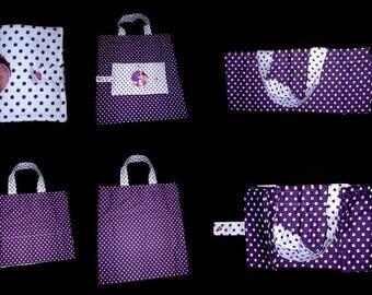 personalized foldable shopping bag