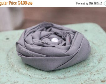 CHRISTMAS SALE Rolled Flower Pin