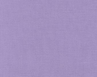 Kona Cotton Thistle by Robert Kaufman, K001-134, light purple, purple, violet purple, lavendar, pretty purple, violeta quilting cotton