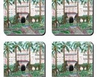Item # 05 Boca Resort (3.5 x 3.5)