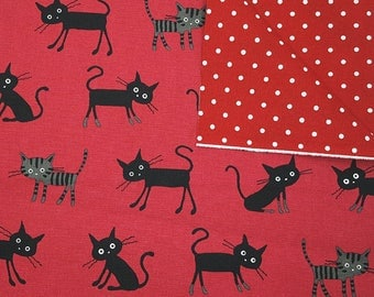 Kitty Fabric: Cocoland