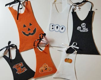 Halloween Capes for Bearded dragons and other small pets!  Two sizes.