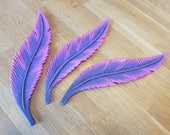 League of Legends cosplay prop, handmade feather dagger for Xayah the Rebel