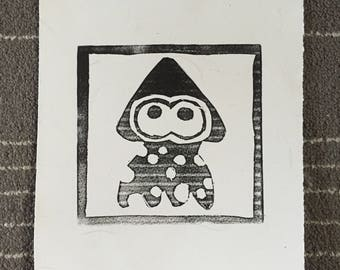 Splatoon Squid Prints