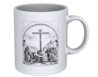 The Deposition from the Cross - Jesus Christ - Coffee Mug - Best Gift !!!