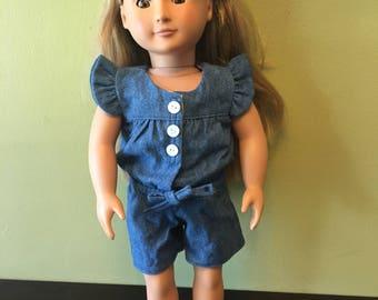 Doll Romper