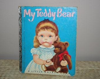 My Little Bear ,  A Little Golden Book 1953