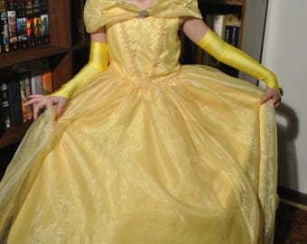 Adaptive Belle Costume