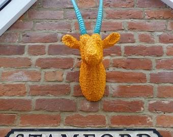 Yellow Antelope Head