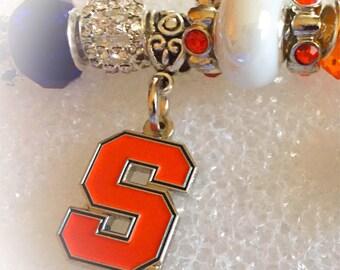 SYRACUSE UNIVERSITY inspired jewelry CUSE bracelets body Bling.