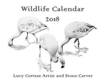 2018 Wildlife Calendar