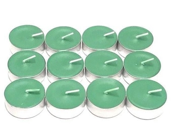 Irish Spring  Scented Soy Tealights