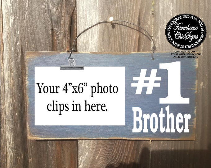 brother, brother gift, gifts for brother, brother birthday gift, brother Christmas gift, brother sign, big brother, little brother