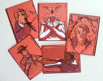 Stranger Things Trading Cards