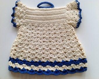 Doily Hand Crocheted