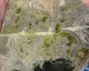 Jade, Jadeite Slab, 100 x 85 x 10mm