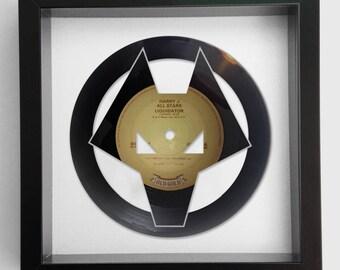 Wolverhampton Wanderers Football Club 'Liquidator' Wolves Vinyl Record Art